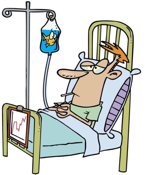 Картинки прикольные лежу в больнице, бумаги для