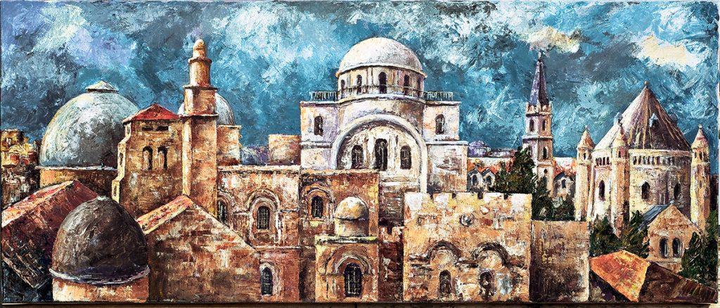 Что такое Иерусалимский синдром?