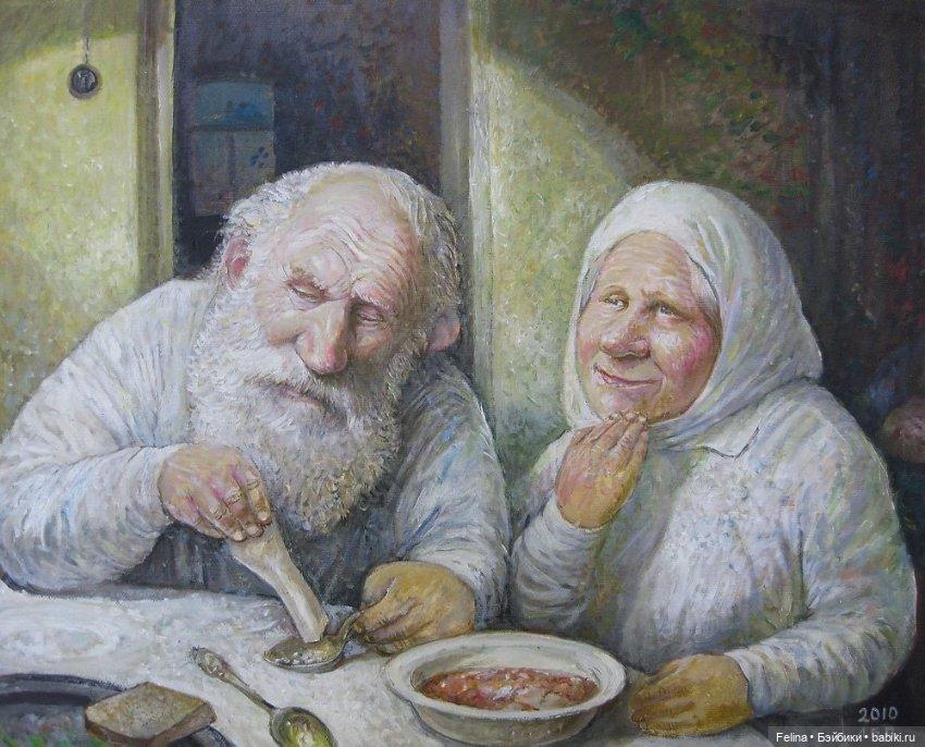 Как питаться в пожилом возрасте?